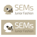 "Logo ""SEMs Junior Fashion"""