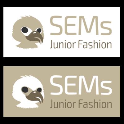 "Logo ""SEMs Junior Fashion"""