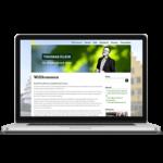 """Website """"Bundestagswahl"""""""