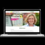 "Website ""Oberbürgermeisterin"""
