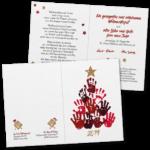 "Weihnachtskarte ""KiTa"""